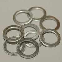Aluminum Sump Washers - OE Mazda 9956-41-400 - 10 pack