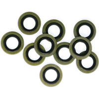 Bonded Seal Washers for Peugeot and Citroen - 0313.27 - 10 Pack - SW17B