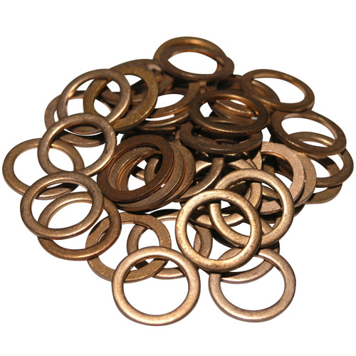 Oil Sump Washers for VW, Audi, Vauxhall, Opel, GM, Mazda, Daewoo, Mercedes, Suzuki, Chrysler, Seat, Skoda