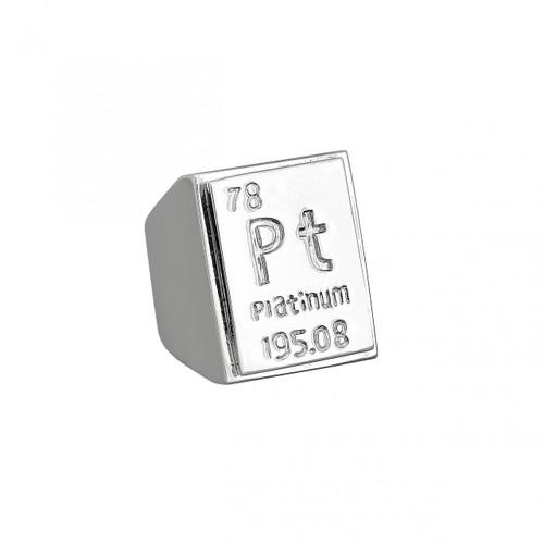 Platinum Element Ring