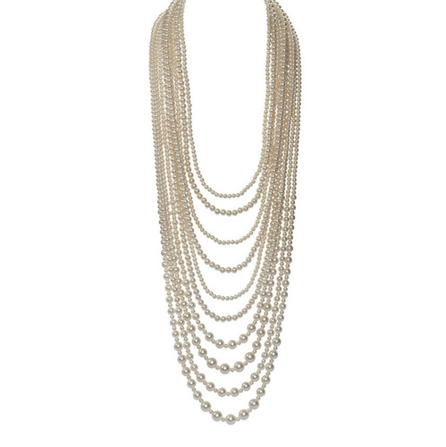 Large Coco Pearl Necklace