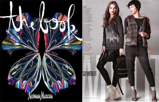 Lisa Freede jewelry in Neiman Marcus The Book October 2014