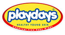 Playdays Organic Baby Wipes