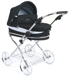 tall and unisex doll pram for 5, 6 and 7 year olds