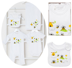emotion and kids bumble bee clothing range