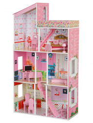 plum tillington eco-chic designer dollhouse