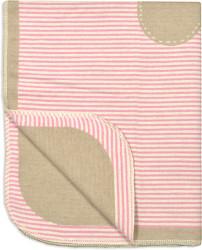 david fussenegger pink heart blanket