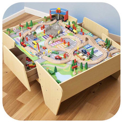 Plum Train and Track activity table