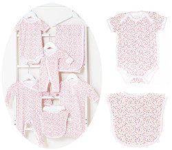 emotion and kids springtime baby girl clothing range