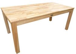 qtoys rectangle wooden kids table