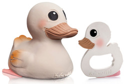 Hevea Kawan Teether & Duck Combo