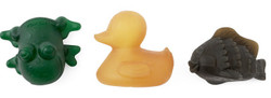 hevea pond rubber duck gift set