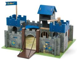 le toy van pretend play castle