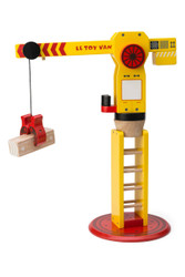Le Toy Van Big Wooden Crane