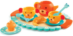 Teddy's Party Tea Party Set