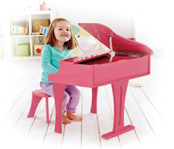 Hape Grand Kids Piano - Pink