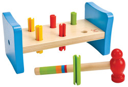 Hape Pound a Peg Toy