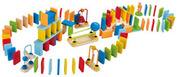 Hape Dynamo Kid's Wooden Domino Set