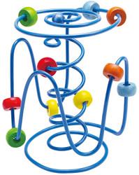 hape spring a ling bead maze
