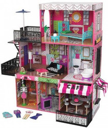 KidKraft Brooklyn's Loft Dollhouse set