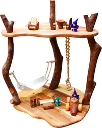 Qtoys Jungle Treehouse Playsets