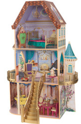 kidkraft belle enchanted dollhouse