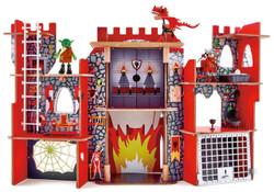Hape Viking Castle Set