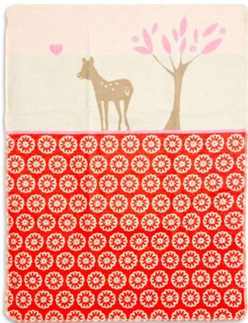 David Fussenegger Blanket Red Bambi Cheapest Online Prices