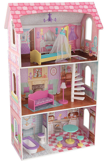 KidKraft Penelope Dollhouse On Sale Now Cheapest Prices Online