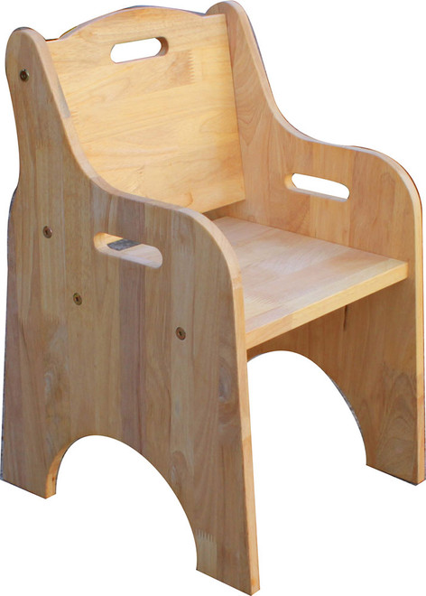 QToys Wooden Toddler Chair Fast Shipping
