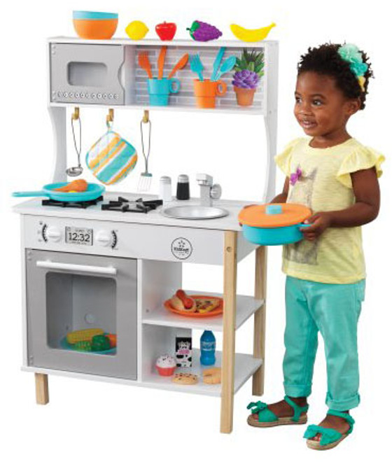 KidKraft All Time Play Kitchen U0026 Accessories On Sale! Cheap Prices Online,  Fast Delivery
