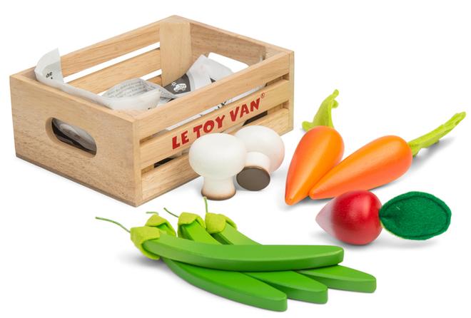 le toy van veggie crate
