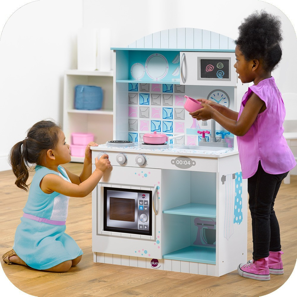 Plum Snowdrop Interactive Kitchen - Lights, Sounds & Action. On Sale ...