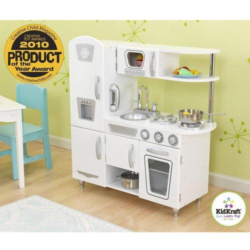 Kidkraft White Vintage Kitchen On Sale Now Fast Shipping