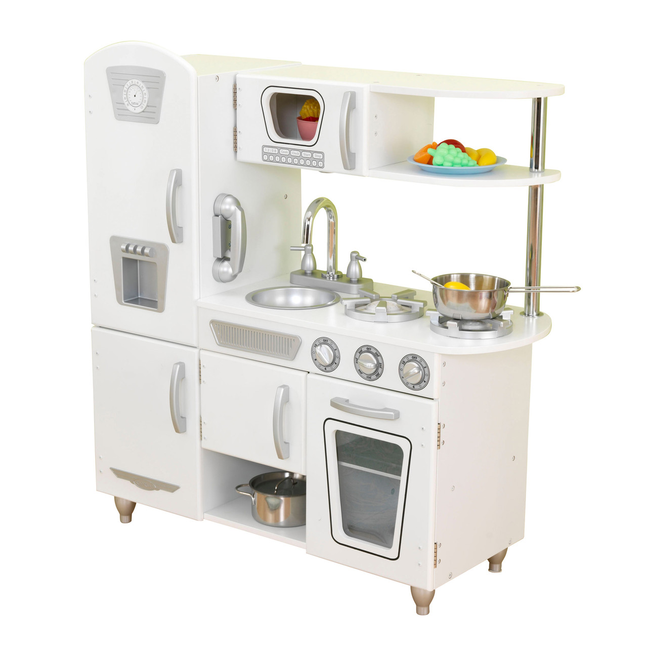 Vintage Kitchen By Kidkraft: KidKraft White Vintage Kitchen On Sale Now! Fast Shipping Australia Wide
