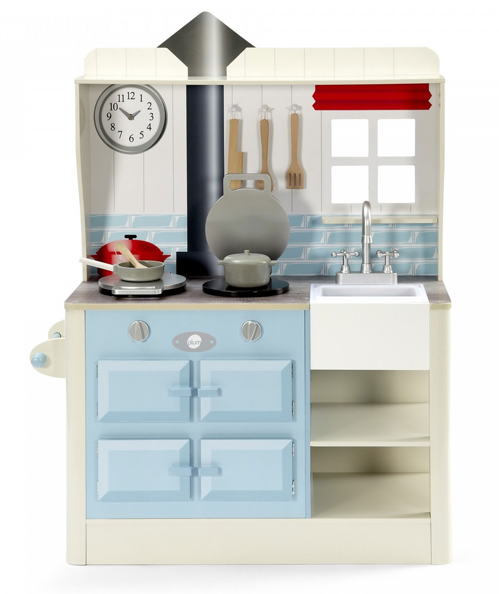 Beautiful Kid Play Kitchen Ensign - Modern Kitchen Set - dietmania.info