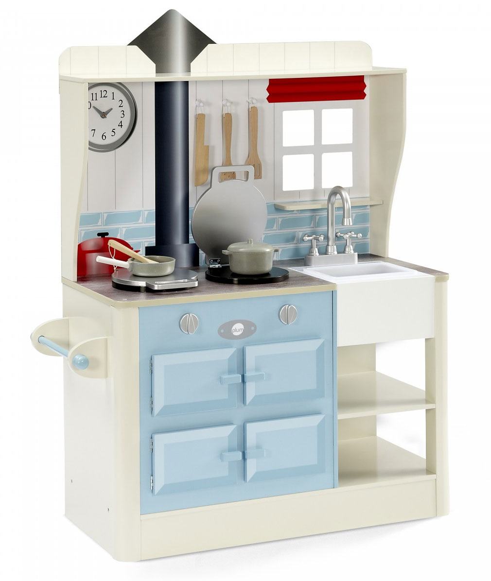 Plum Country Farmhouse Kids Kitchen on Sale! Ships Aus-Wide or Pickup