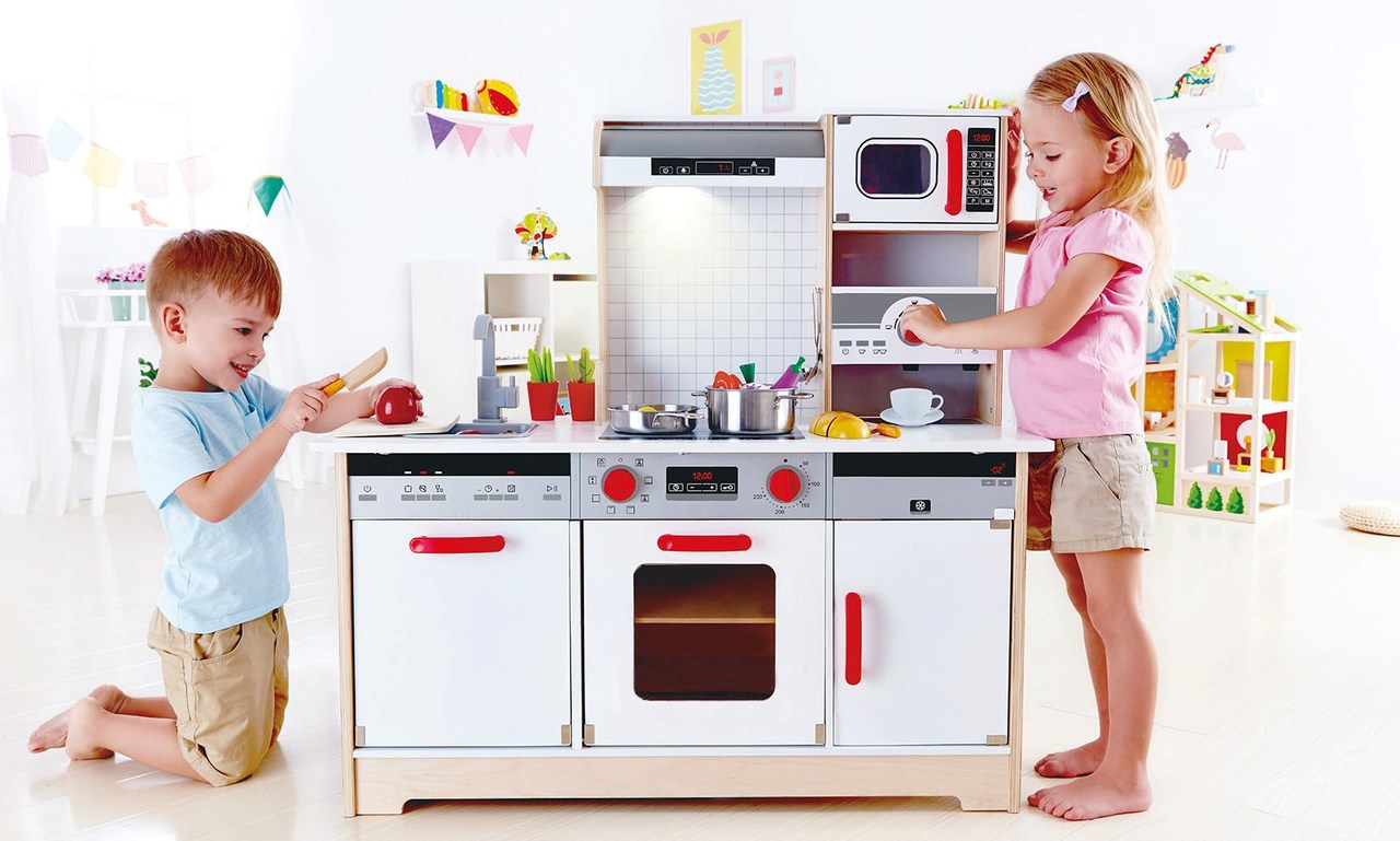 Hape Delicious Memories Play Kitchen on Sale! + FREE SHIPPING!