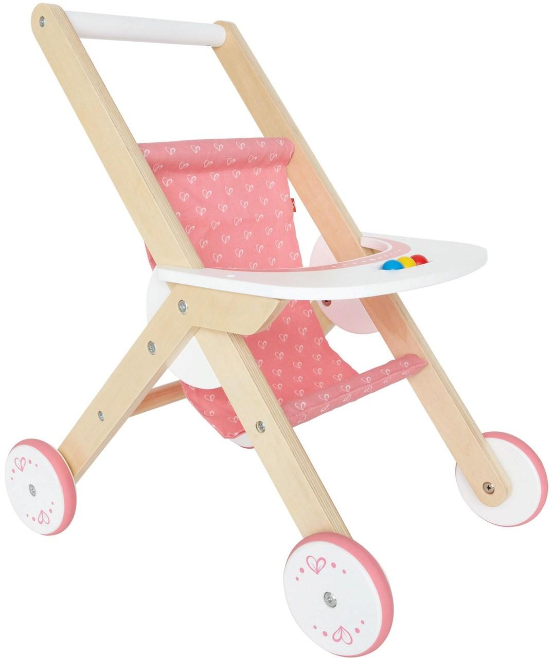 Hape Wooden Baby Doll Pram on Sale! | Play Dolls & Baby ...