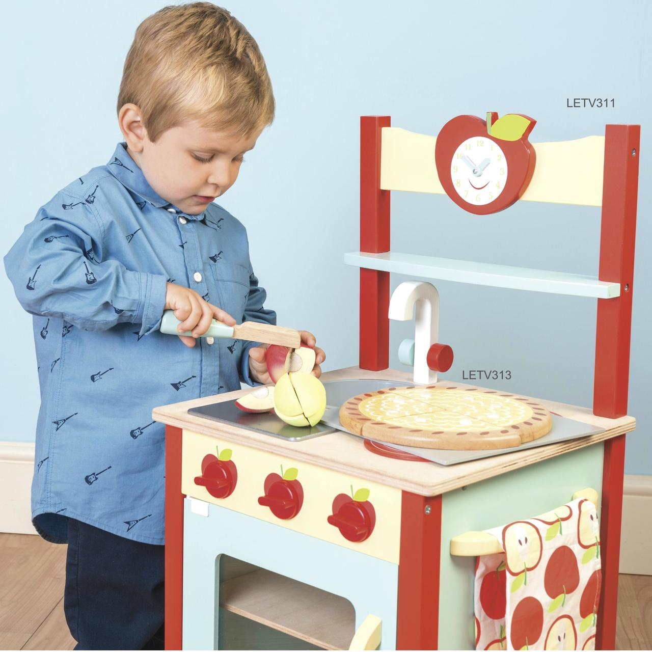 Le Toy Van Apple Tart Wooden Playset | Quality Kids Gifts Australia Wide
