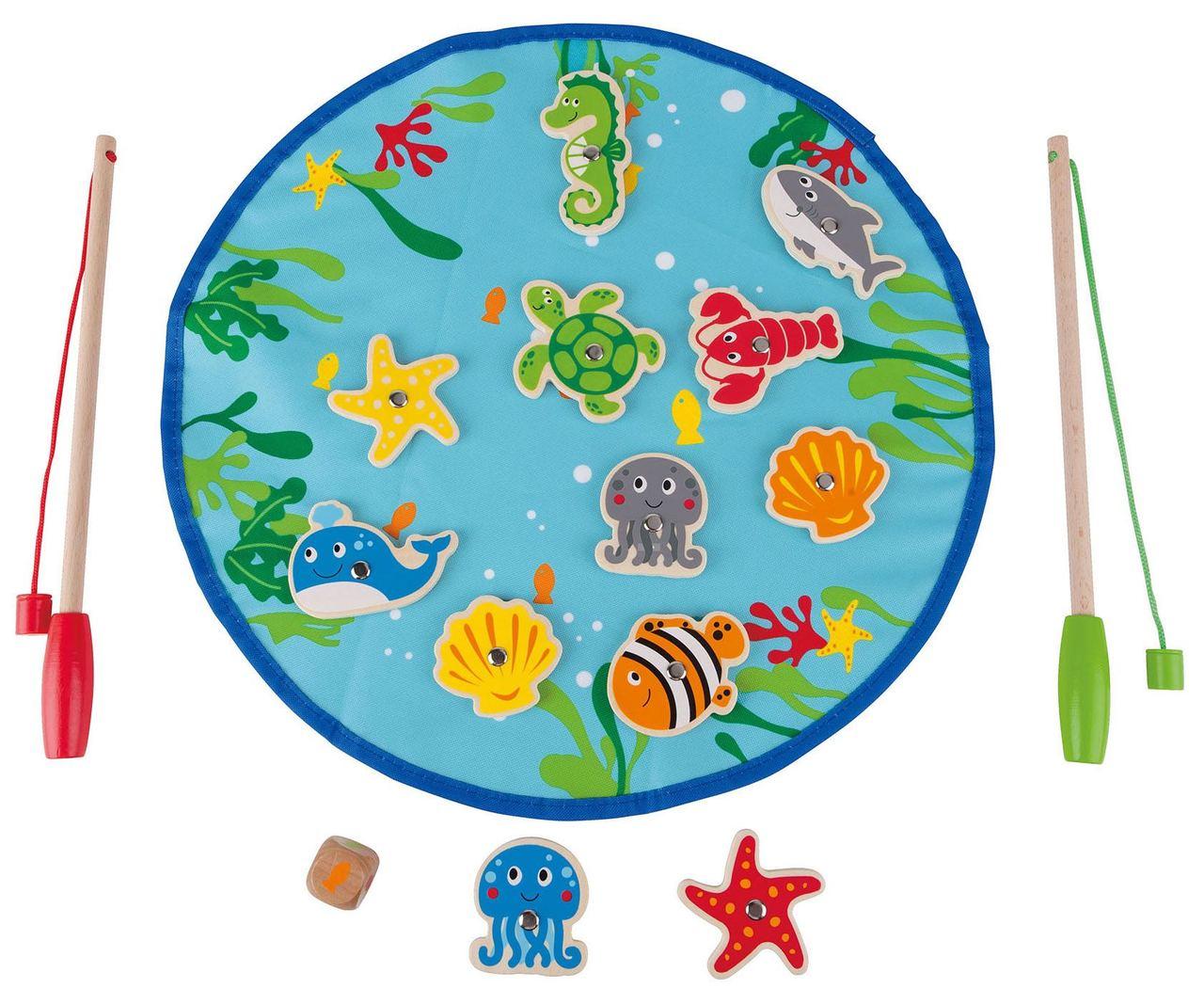 Hape Let\'s Go Fishing Game | Hape Toys Australia | Low Prices Everyday