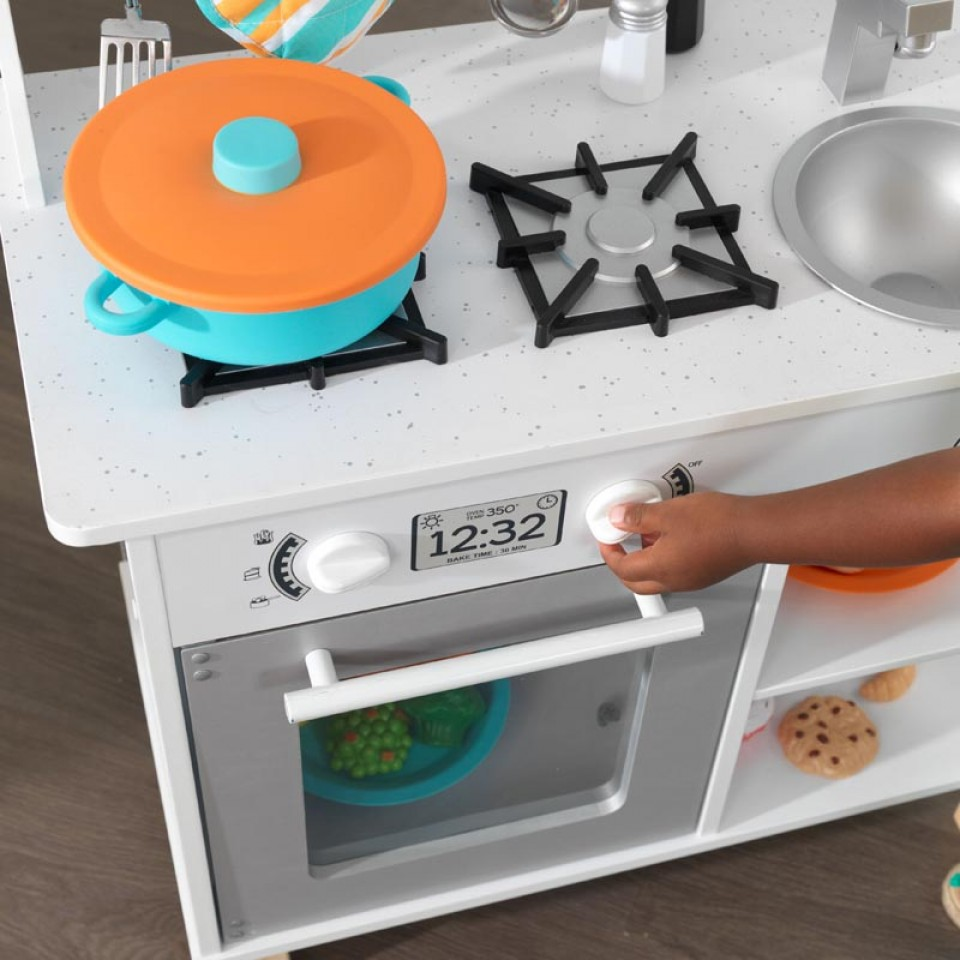KidKraft All Time Play Kitchen & Accessories on Sale! Cheap Prices ...