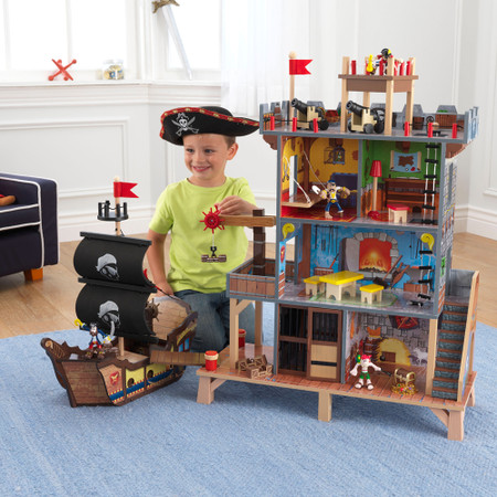 Kidkraft Pirate Cove S Play Set On Sale Now Fast Shipping