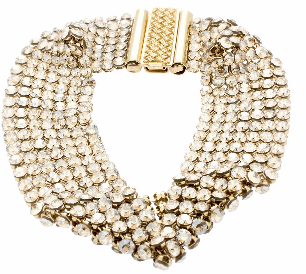 Crystal Sand Bracelet