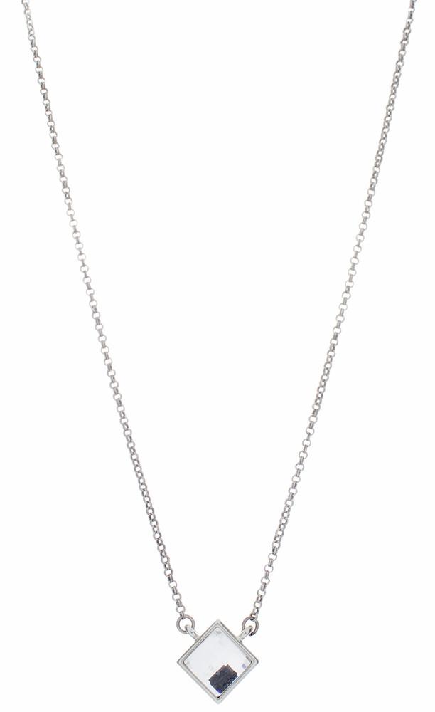 Tiny Crystal Treasure Necklace