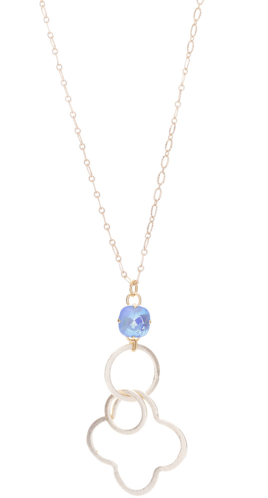 10mm - Single 3 Circle - Necklace