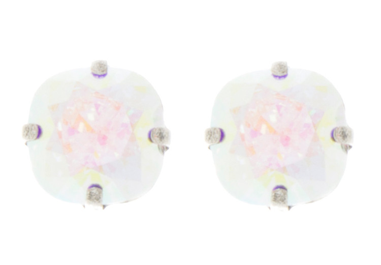 Children's 10mm Stud Earrings Silver