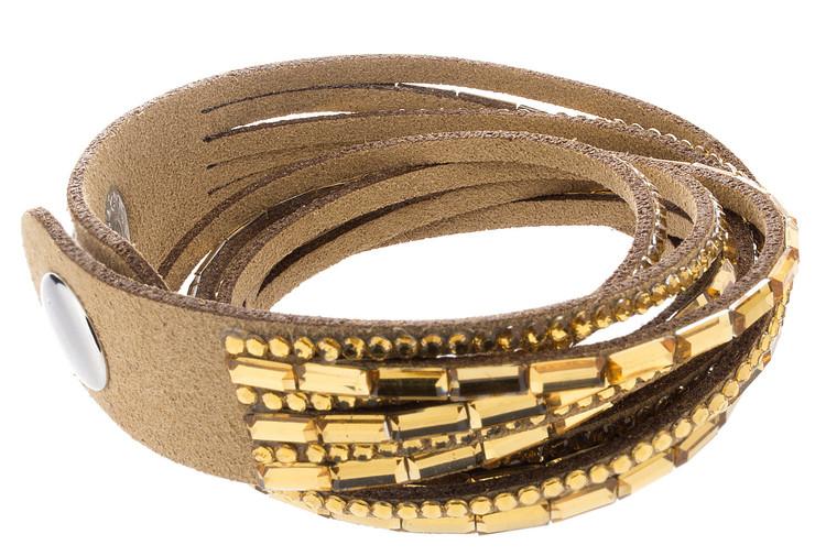 Snap Bracelet - Gold