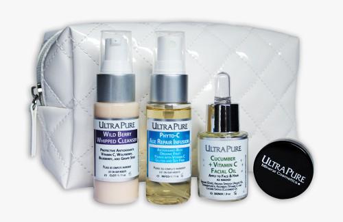 Holiday Travel Bag 2018 - Limited Edition Set
