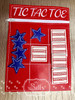 5x7 Tic Tac Toe Zip Pouch Flag